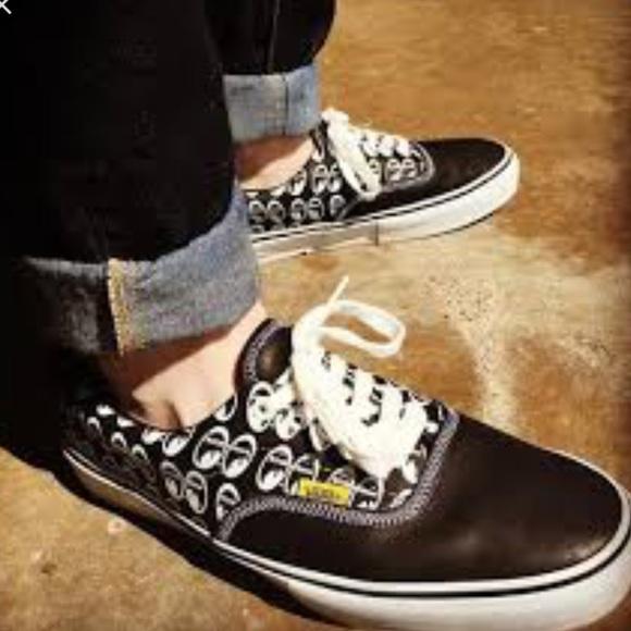 zo goedkoop origineel beste selectie *RARE Vans Moon eyes size 11 men's sneakers